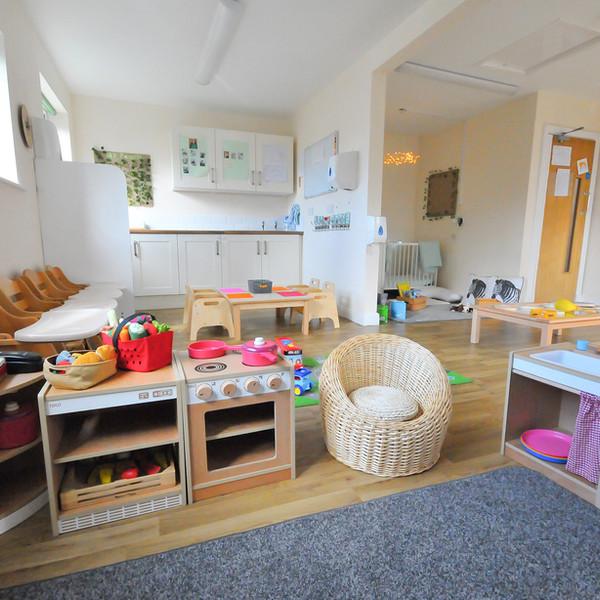 Little Lambs Room
