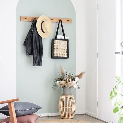 DIY Painted Archway