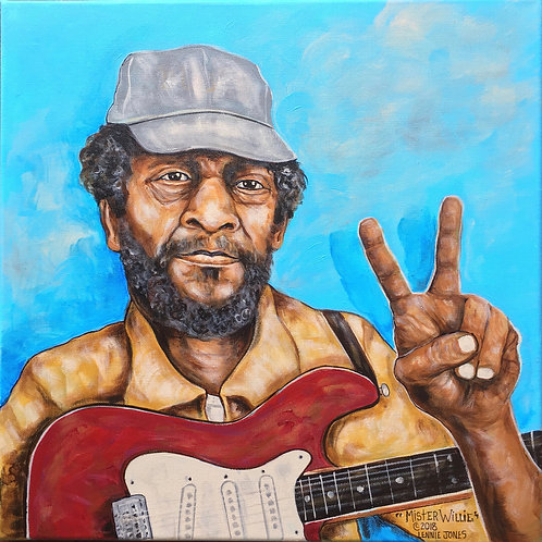 """"""" Mister Willie"""""""