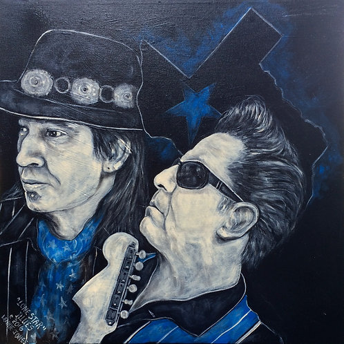 """ Lone Star Blues"""
