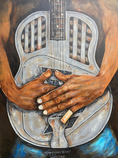 """ Sharecropper Blues"""