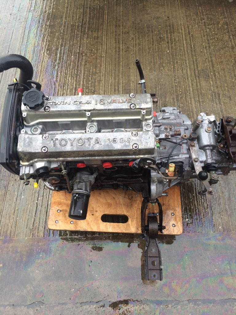 MR2 Sector engine