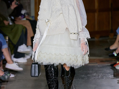 Spring 2022 Fashion Week Thoughts