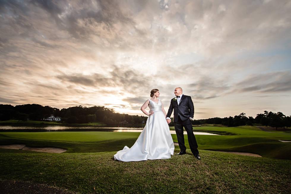 Hermitage Country Club Wedding