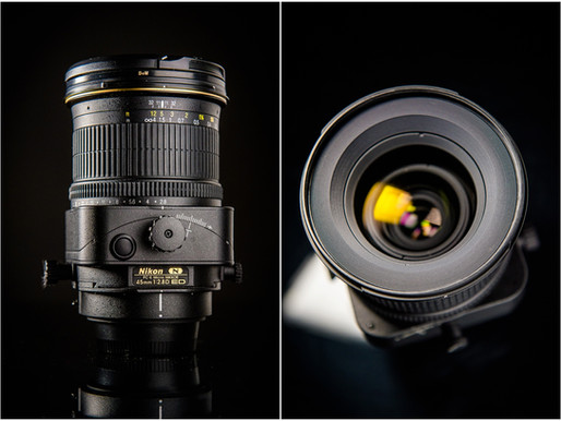 Nikon 45mm 2.8g PC-E Micro review from a wedding photographer