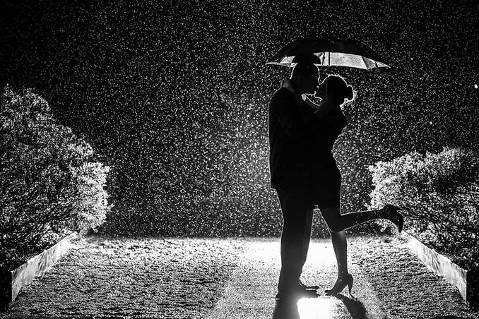 Marek K. Photography | Rainy wedding photos in Richmond, VA