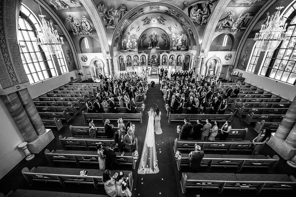 Catholic wedding photographers in Richmond Virginia