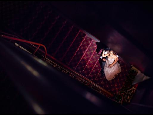 Mounika + Vinay wedding at the Renaissance Richmond, VA