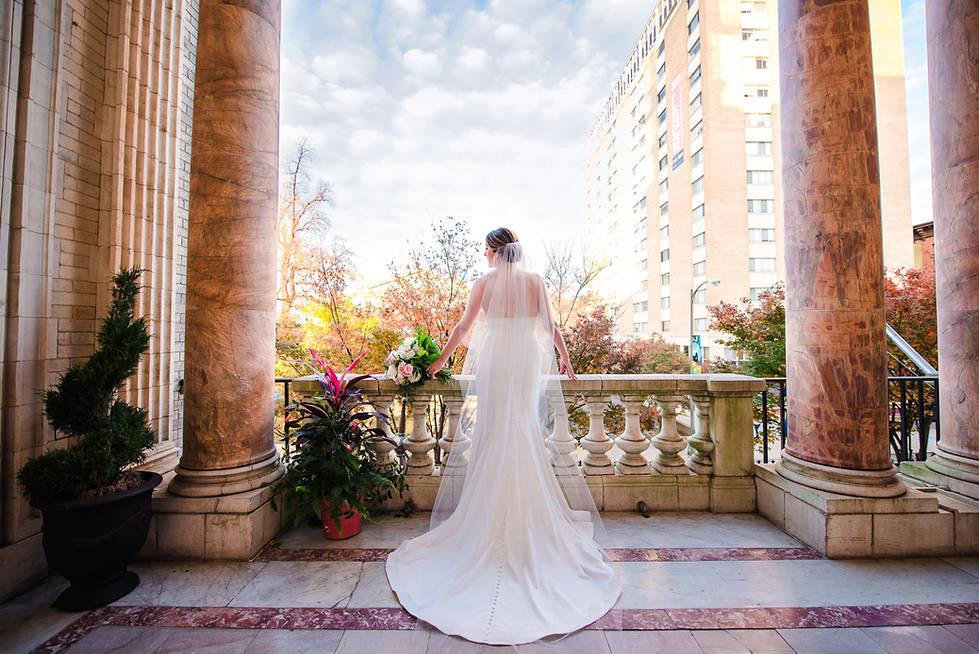 Jefferson Hotel Richmond Wedding