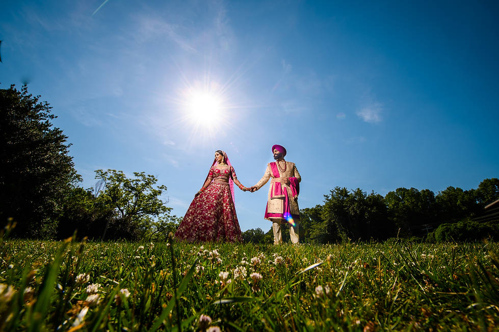Indian wedding photographer in Richmond VA