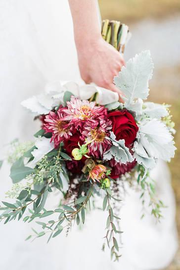 Bridal bouqet Marek K. Photography, a Richmond wedding photographer