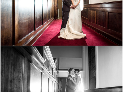 A few wedding portraits from The Renaissance in Richmond, VA