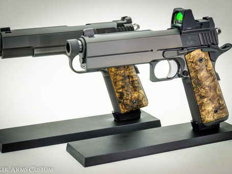 The Next Generation of Custom 1911 (The end of a Cottage Industry)
