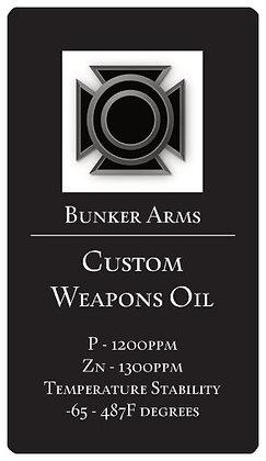 Custom Weapons Oil