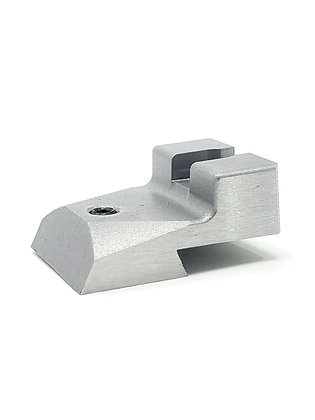 Bunker Arms Low Mount Fixed Rear Sight