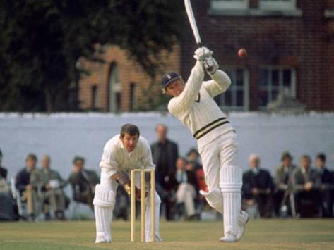 Over-50s World Cup Ambassador - Barry Richards