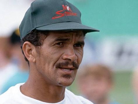 Over-50s World Cup Ambassador - Omar Henry