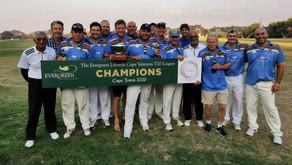 Pinelands CC claim inaugural Cape Veterans T20 League title