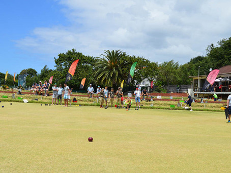 Fun & Games at eighth Rollers Bowls Day