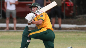 Dawson smashes SA to opening Over-50s victory