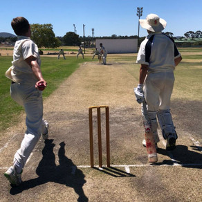 Rollers lose on the last ball