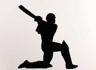 Cricket-Wall-Decal---Batsman-Hitting-for