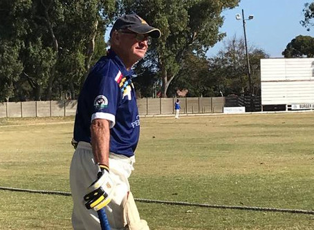 Age ain't nothing but a number for Peter Kirsten