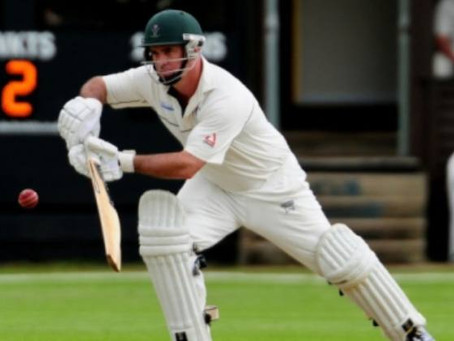 Player Profile - Giles Ecclestone