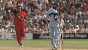 Zimbabwe name strong squad for World Cup