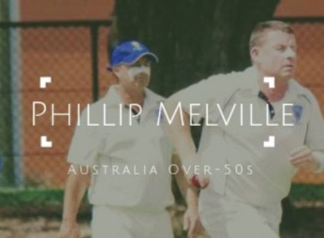 Player Profile - Philip Melville