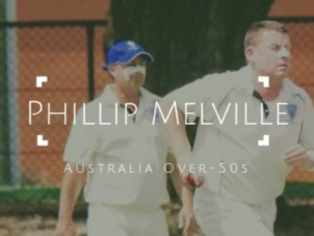 Player Profile - Philip Melville