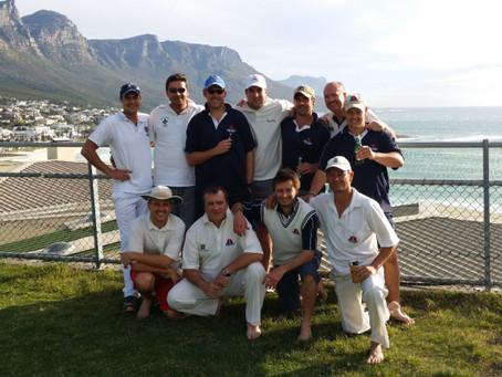 Nine bowlers, a keeper and Tim …