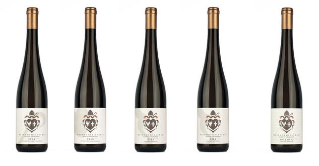Weinflaschen Weinhofmeisterei