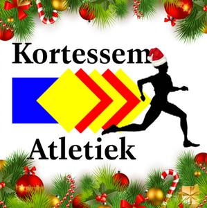 Kortessem Atletiek Kerstmis Logo