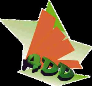 Logo ADD   Kortessem Atletiek