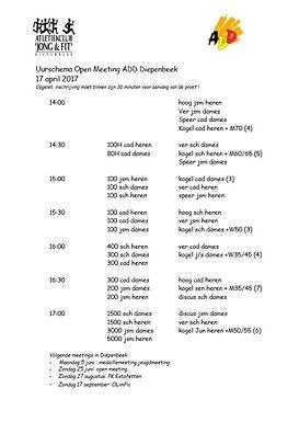 Open Meeting ADD Diepenbeek