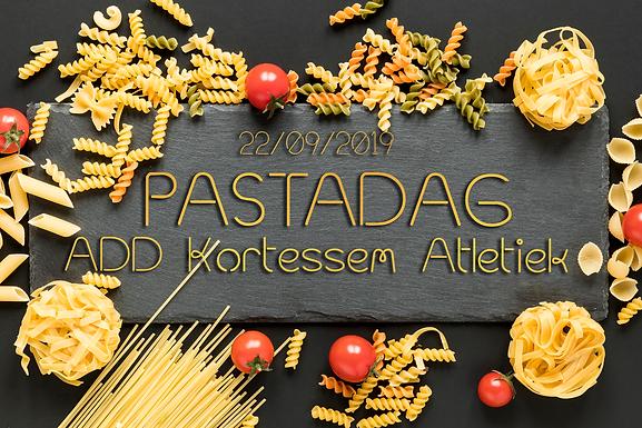 Pastadag 22/09/2019