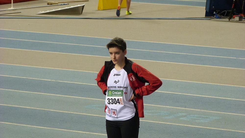 Sara Wagemans | BK Cad/Sch Indoor | Kortessem Atletiek
