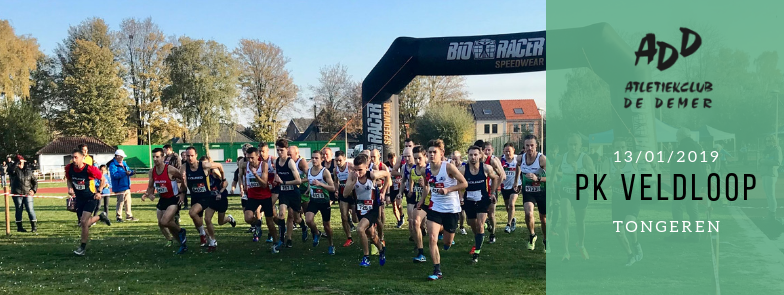 PK Cross Tongeren 13 01 2019 | ADD Kortessem Atletiek
