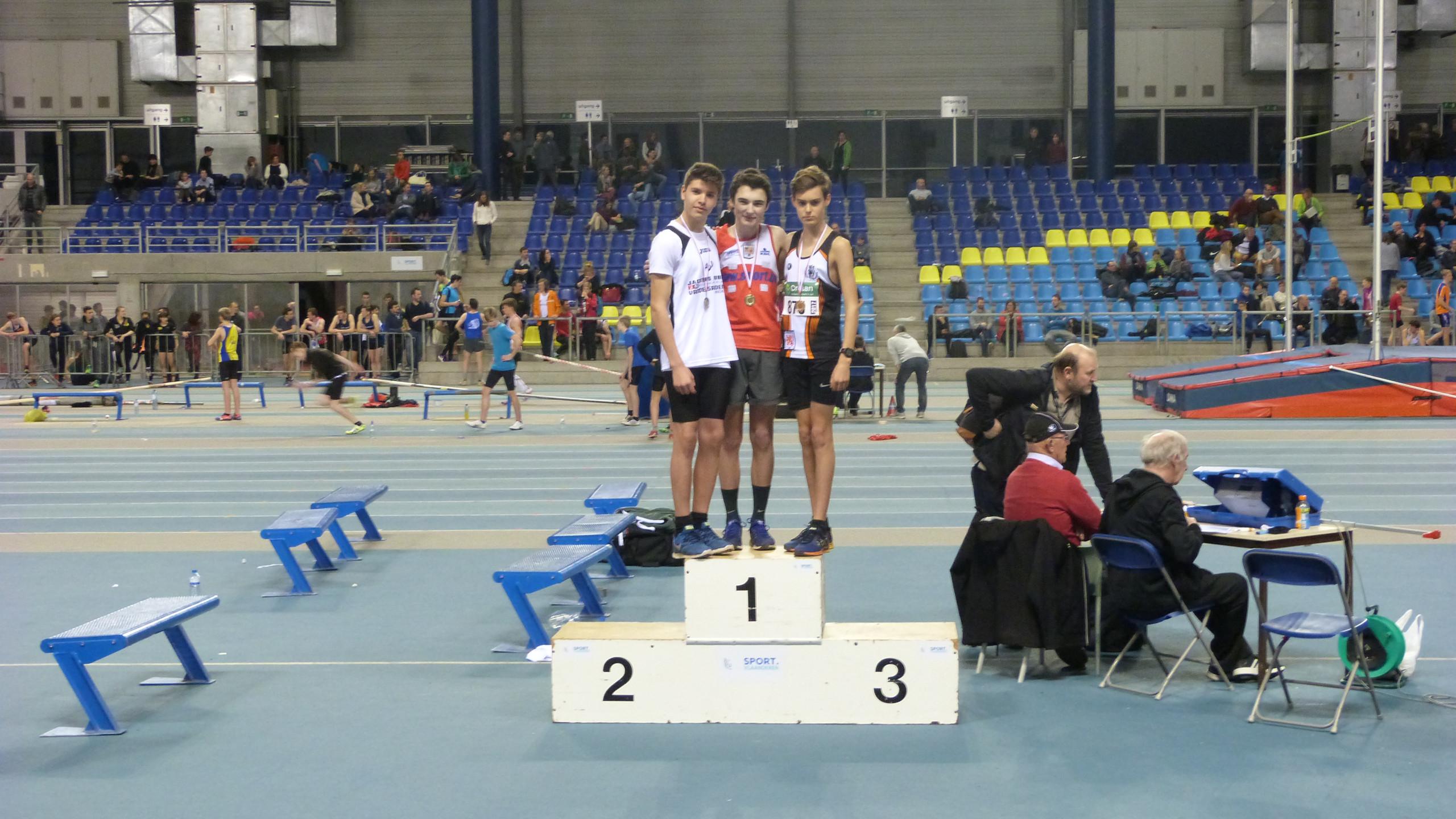 PK Indoor Gent | Kortessem Atletiek