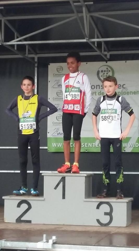 Xander Sarrau   Kortessem Atletiek