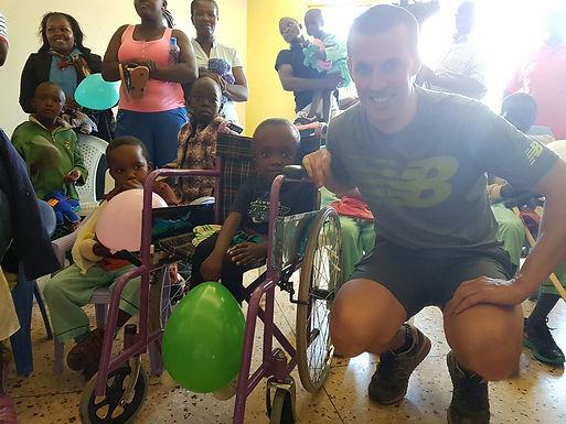 Manuela & Frank in Kenia