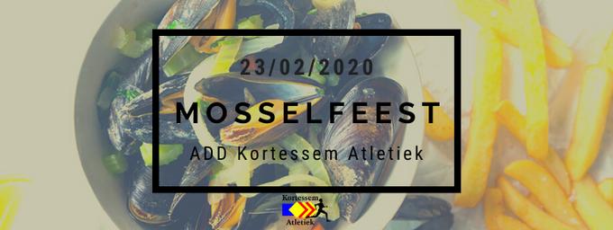 Mosselfeest 23/02