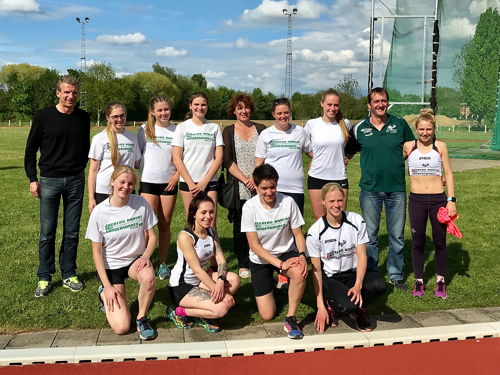 BVV AC Dames Alken | Kortessem Atletiek (ADD)