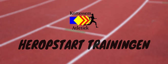 Heropstart trainingen
