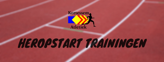 Heropstart trainingen