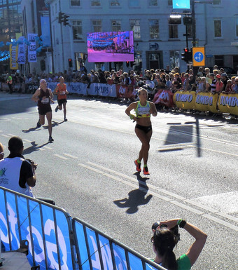Marathon Eindhoven, Meeting Naimette & Turbinekesrun
