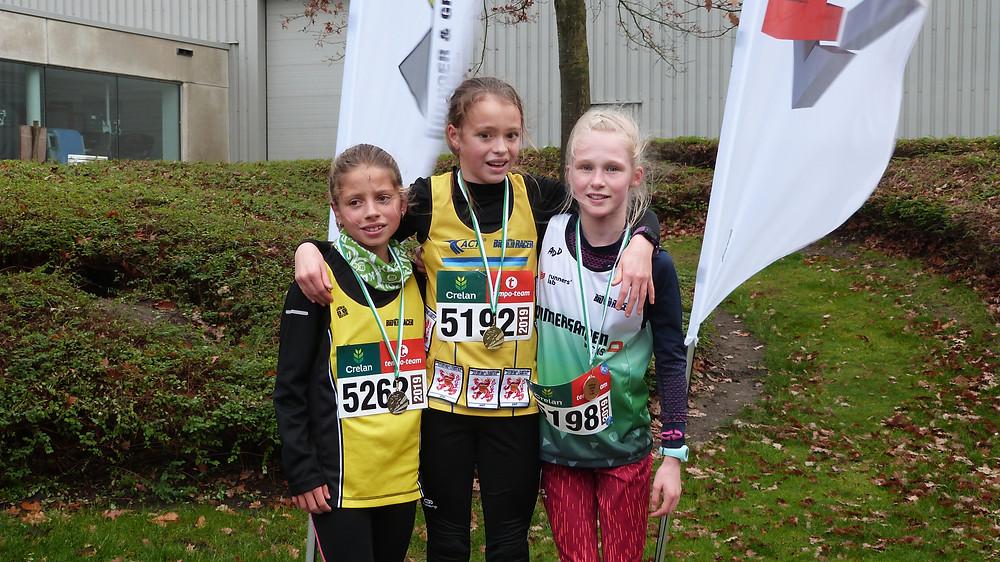 LCC ADD Bree Sinterklaas veldloop | ADD Kortessem Atletiek
