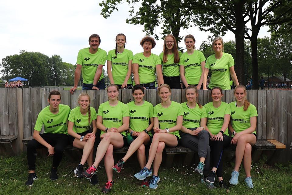 Beker van Vlaanderen alle categorieën dames in Bornem
