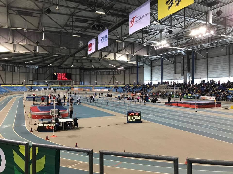 BK Cad/Sch Indoor Gent | Kortessem Atletiek